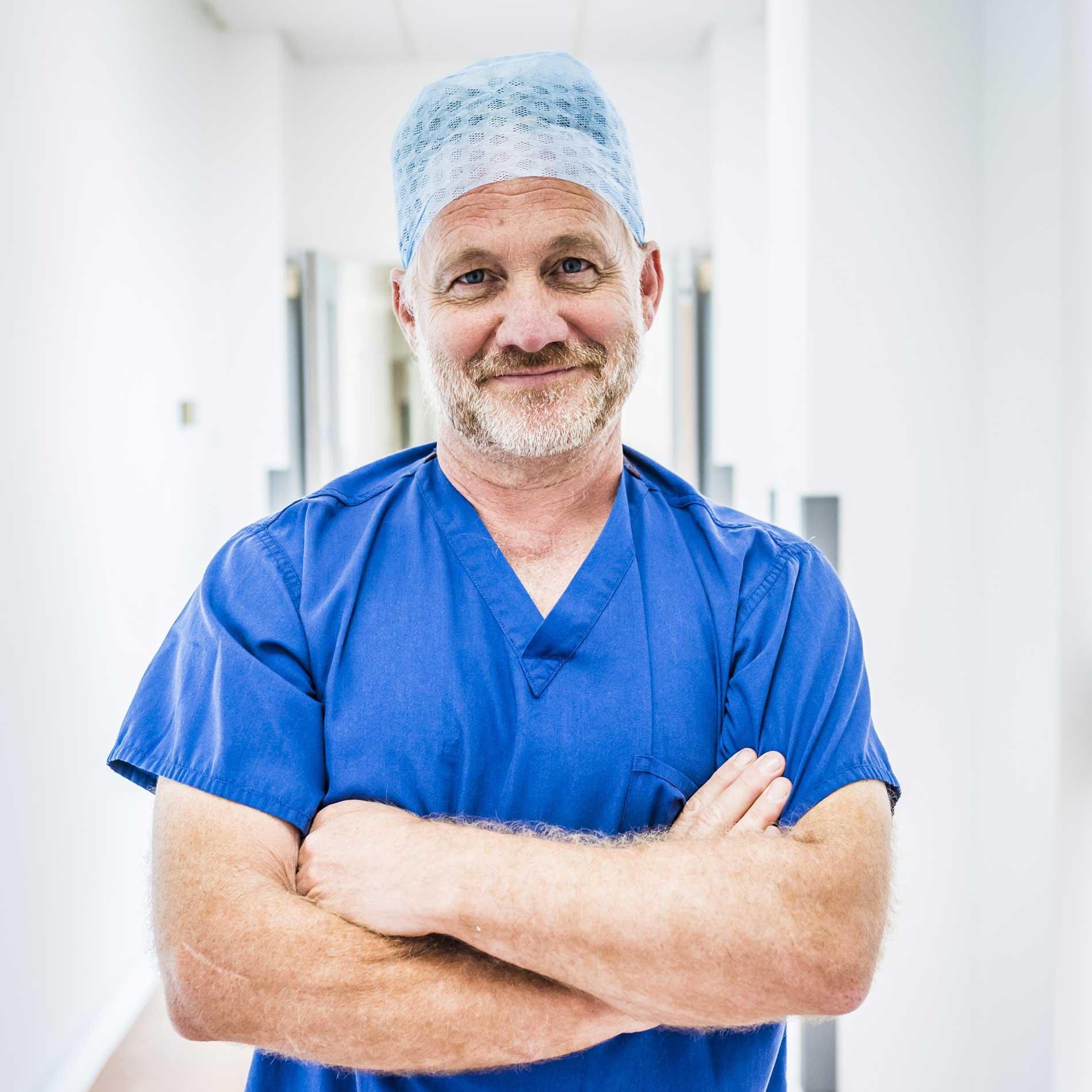 Mr John Davison Plastic Surgeon